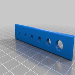 Tap_Testing_Stick_v1.png Download free STL file Tap Testing Stick • 3D printer model, superbenk