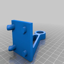 pegboard_tp_holder_right.png Download free STL file Pegboard Toilet Paper Holder - v2 • 3D printing template, superbenk