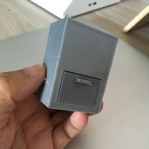 Photo 23-08-2019 17 27 02.jpg Télécharger fichier STL gratuit Petit robot mignon • Design pour impression 3D, Soy
