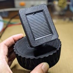 001.jpg Download free 3MF file Rain sensor housing • Design to 3D print, t0b1