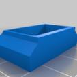 Download free SCAD file Infrared LED connector for Voltcraft multimeter • 3D printing design, t0b1