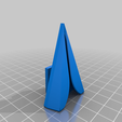 Imprimir en 3D gratis Toallero con gancho, t0b1