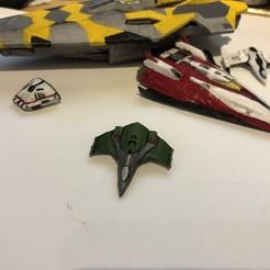 Télécharger modèle 3D gratuit Eagle 2 Part (Elite Dangerous), Kahnindustries