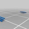 Eagle_Wing_Strakes.png Download free STL file Eagle Multi Colour/Material (Elite Dangerous) • 3D print object, Kahnindustries