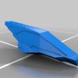 Eagle_Cockpit.png Download free STL file Eagle Multi Colour/Material (Elite Dangerous) • 3D print object, Kahnindustries