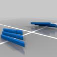 Eagle_Top_Strakes.png Download free STL file Eagle Multi Colour/Material (Elite Dangerous) • 3D print object, Kahnindustries
