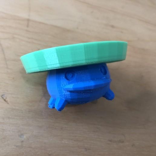 Télécharger modèle 3D gratuit Lotad - Pokemon 270, Kahnindustries