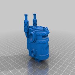 CE3_KillaKan_Body.png Download free STL file Killa Kan (Separated) • 3D printer model, VidovicArts