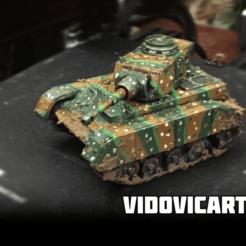 PanzerX.png Download free STL file PanzerX • 3D printing template, VidovicArts