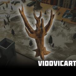 Dead_Tree.png Descargar archivo STL gratis Árboles muertos • Plan imprimible en 3D, VidovicArts