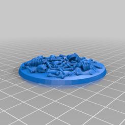 CE3_BonePile.png Download free STL file Bone Pile • Template to 3D print, VidovicArts