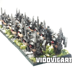 SkavenStormVermin.png Download free OBJ file Ratmen Soldiers • Model to 3D print, VidovicArts