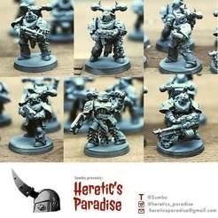 Mein_Beitrag_Copy_2-5.jpg Download free STL file Parts of a Traitor Legions Marines Builder • 3D printer object, Sumbu