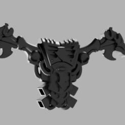 Descargar modelos 3D gratis All is Dust Backpack - Dragonstyle, Sumbu
