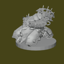 Download free STL files Disgusting resilient Hauler, Sumbu