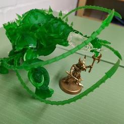 Descargar modelo 3D gratis Todo es Dust Puncher Daemon of Chaos, Sumbu