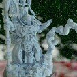 Psyker1.jpg Download STL file Shiro, The Stormseer • 3D printable object, Sumbu