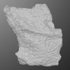 edmonto_skin01.jpg Download STL file Dinosaur Skin Impression • 3D printer template, LordTrilobite