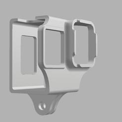 Снимок экрана 2020-10-09 в 13.42.29.jpg Download STL file GOPRO HERO 9 PROTECTIVE LITE CASE FOR DRONES • 3D printable model, grblmm
