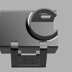 Снимок экрана 2020-04-11 в 13.31.56.jpg Download STL file Universal 30 degree DJI Osmo Action mount for quadrcopter • 3D printing design, grblmm