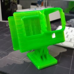 Снимок экрана 2020-09-21 в 17.06.44.jpg Download STL file GoPro Hero 9 protective case for drones • 3D printing object, grblmm