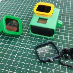 photo_2020-09-09 15.49.41.jpeg Download STL file Nd for GoPro Hero8 like polarpro/telesin • Design to 3D print, grblmm