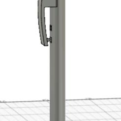 ana kalem.png Download STL file Ballpoint pen • 3D printable design, gokeyn