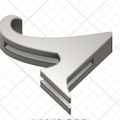 Download free 3D printing models Phone Stand, gokeyn