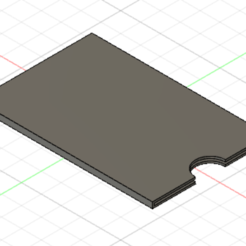Download free 3D printing models Cardholder, gokeyn