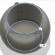 Télécharger modèle 3D gratuit Vase Emoji, gokeyn