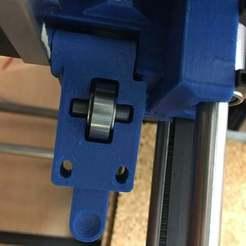 Télécharger objet 3D gratuit Adaptateur de palier Prusa I3 MK2S, CorpseGuard