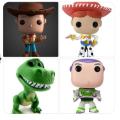 Download free 3D printing files Funko Toy Story, archivosstl3d