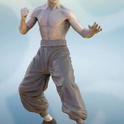 Impresiones 3D gratis Bruce Lee, archivosstl3d