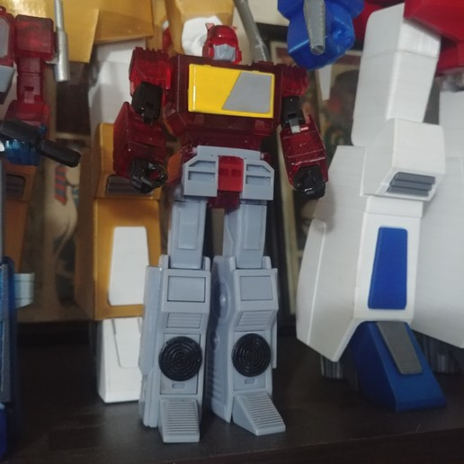 Download free 3D printer templates TRANSFORMERS G1 BLASTER BASED ON SOUNDWAVE DESIGNED BY TIM YEUNG, byntp137