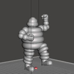 Descargar archivo 3D Michel man hombre neumático xD , jcm_0213