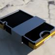 wallet 1.png Download STL file Slim Wallet with money clip • 3D print template, rikkieBKK