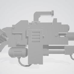 Télécharger fichier OBJ gratuit Boulon lourd Infernus • Objet à imprimer en 3D, Smight