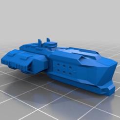 Download free 3D printer designs Destroyer, Smight