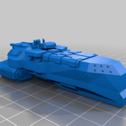 Download free 3D printer files Battleship, Smight