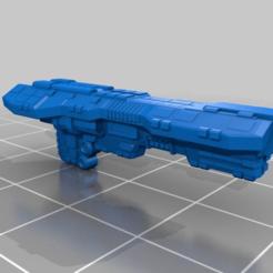 Download free 3D printer designs Destroyer V2, Smight