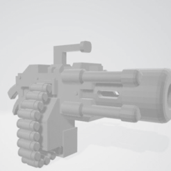 2019-07-23.png Télécharger fichier OBJ gratuit Fragcannon • Objet pour imprimante 3D, Smight