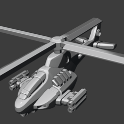 2020-10-13.png Download free STL file Generic Sci Fi Light VTOL • 3D print model, Smight