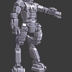 Descargar Modelos 3D para imprimir gratis Mangosta, Smight