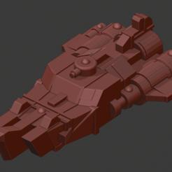 Descargar modelos 3D gratis ork ramship, Smight
