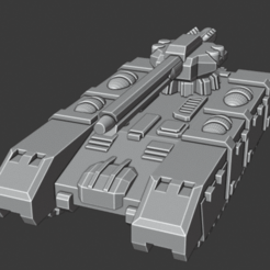 Imprimir en 3D gratis Fury, Smight