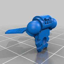 Descargar diseños 3D gratis paracaídas de gravedad, Smight