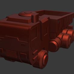 Descargar Modelos 3D para imprimir gratis Burro plano/cisterna, Smight