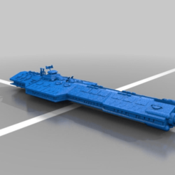 Download free 3D printing models spaceship, Smight