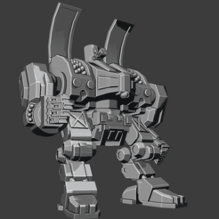 Download free 3D printing files Dardanelles sci fi mech, Smight