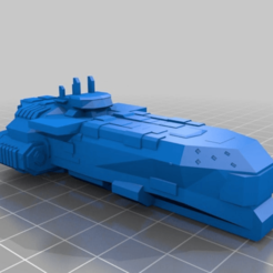 Download free 3D printing designs Heavy Battleship, Smight